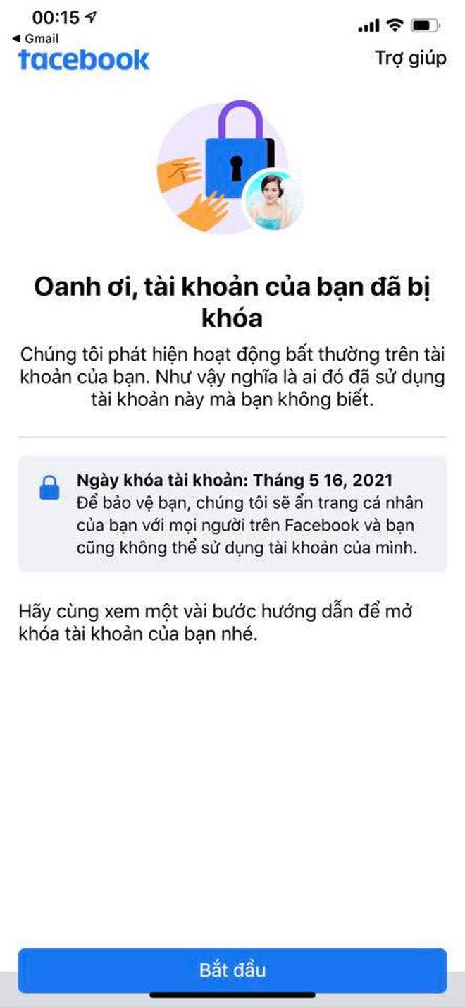 Vy Oanh trần tình bị hack Facebook bịt miệng và gửi lời nhắn nhủ sau khi bà Phương Hằng livestream bóc phốt - ảnh 2