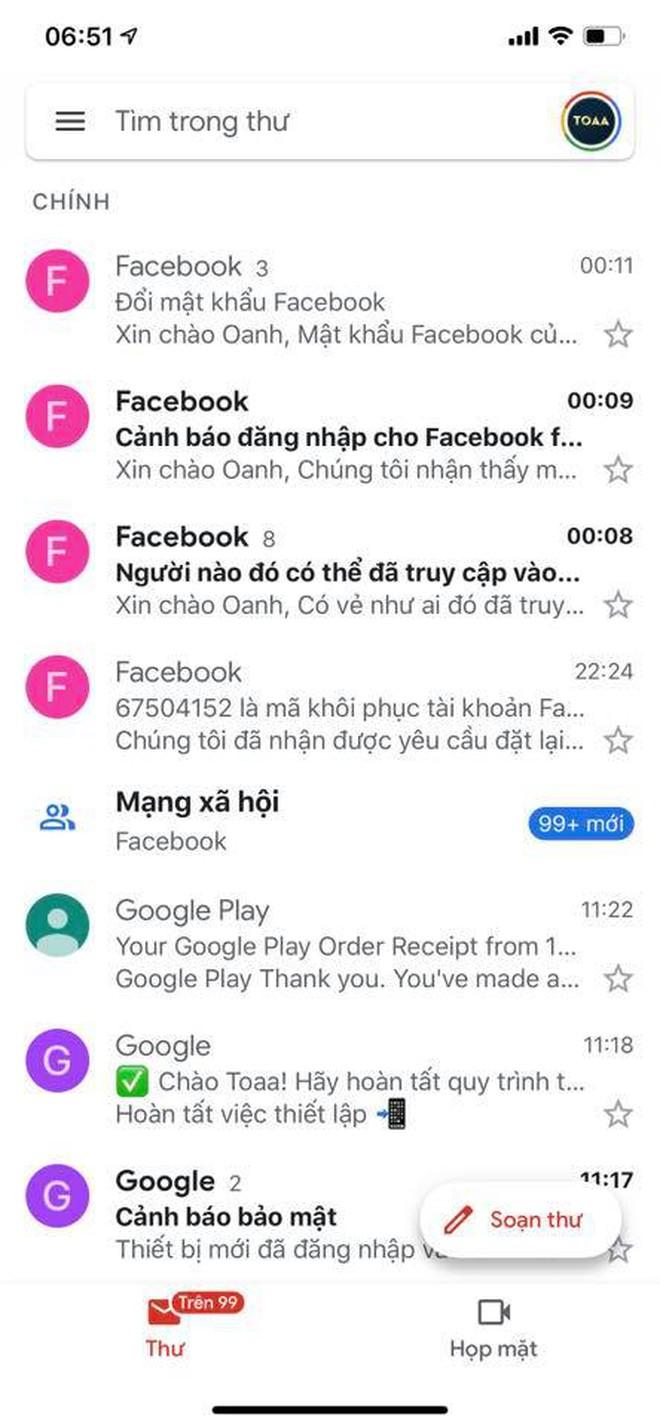 Vy Oanh trần tình bị hack Facebook bịt miệng và gửi lời nhắn nhủ sau khi bà Phương Hằng livestream bóc phốt - ảnh 3