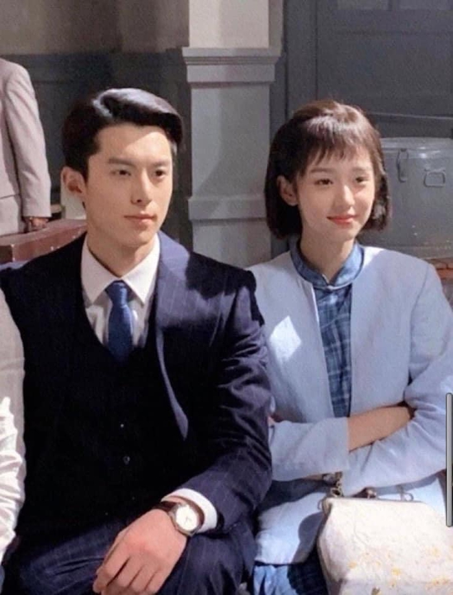 Vương Hạc Đệ và mỹ nữ Sơn Hà Lệnh đẹp xuất sắc trong bộ ảnh quảng bá phim đậm chất ông bà anh - ảnh 3
