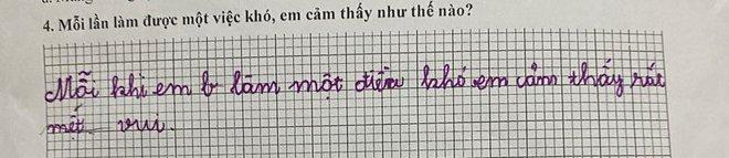 Học trò lớp 1 trổ tài viết Văn miêu tả siêu lầy, người lớn đọc vào chỉ biết ôm bụng cười vì quá sức sáng tạo! - ảnh 3