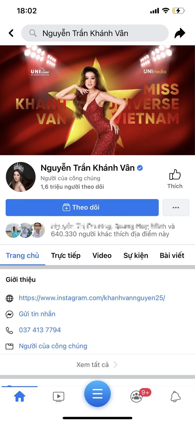 Độ hot của Hoa hậu Khánh Vân trên mạng xã hội đã tăng như thế nào sau Miss Universe? - ảnh 4