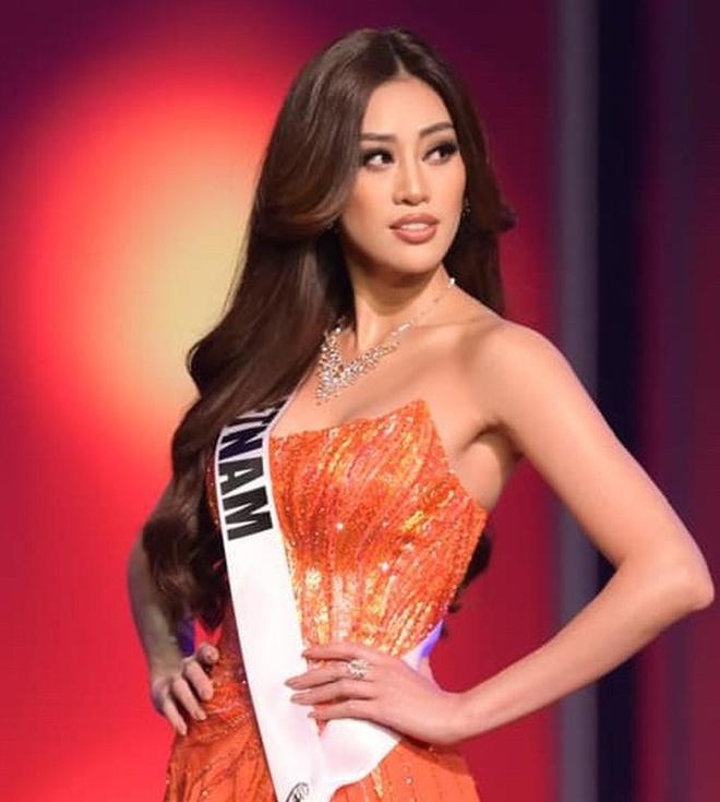 Ghi trọn điểm 10 dù dừng chân ở Top 21: Khánh Vân có hành động đẹp với Tân Hoa hậu, H'Hen Niê cũng được khen - Ảnh 6.
