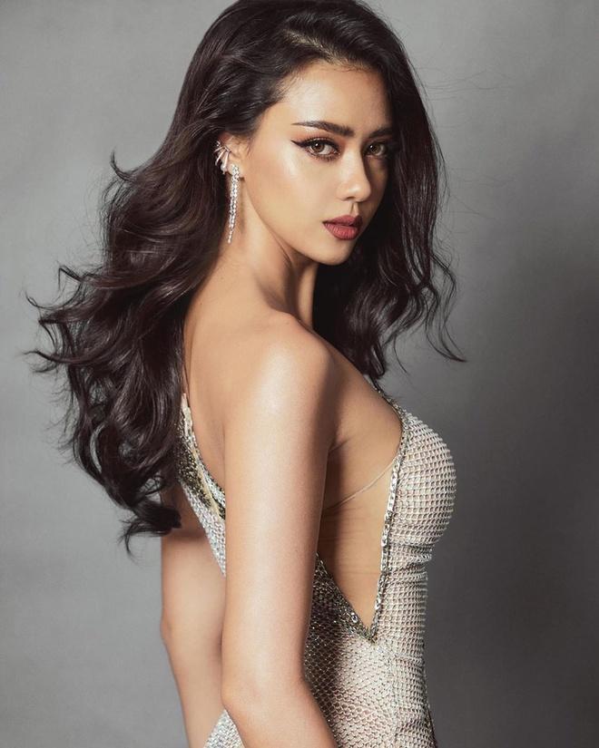 Không vào nổi Top 5 Miss Universe, Hoa hậu Thái Lan vẫn cực hot trên Instagram, thậm chí còn dí sát nút đương kim Hoa hậu người Mexico - ảnh 3