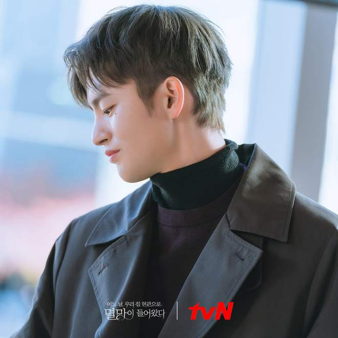 Bạn trai Park Bo Young gây sốt với nhan sắc chuẩn bad boy, netizen la ó hủy diệt tim em rồi - ảnh 6