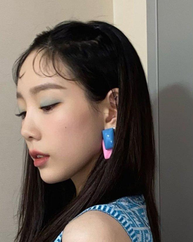 Taeyeon rơi lông mày nhờ người tìm gấp, fanti tri ân luôn cho chị 1 lô quà khó quên - ảnh 2