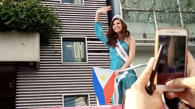 """Đế chế hoa hậu Philippines và những mảng tối: """"Ở đây hoa hậu được chào đón như những người hùng"""" - ảnh 2"""