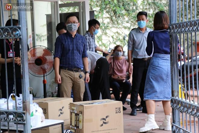 Ảnh: Phong tỏa tạm thời công ty kiểm toán tại TP.HCM do liên quan đến ca dương tính SARS-CoV-2 mới - ảnh 5