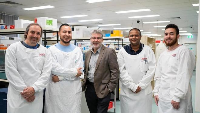 Australia thử nghiệm thuốc điều trị Covid-19hiệu quả gần 100% - ảnh 1