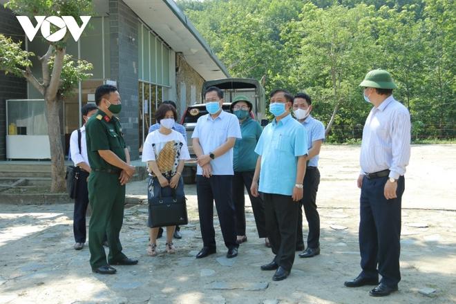 Bệnh nhân mắc Covid-19 tại Sơn Lakhai báo gian dối khi từ vùng dịchvề địa phương - ảnh 1