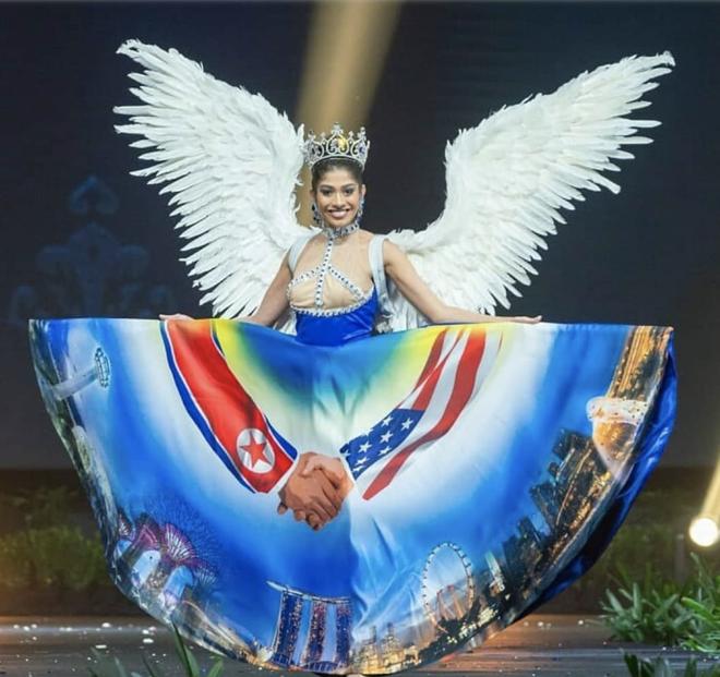 Thi 3 năm rồi, HHen Niê vẫn lọt BXH quốc phục gây bất ngờ nhất lịch sử Miss Universe, Khánh Vân - Hoàng Thuỳ cũng được nhắc tới - Ảnh 7.