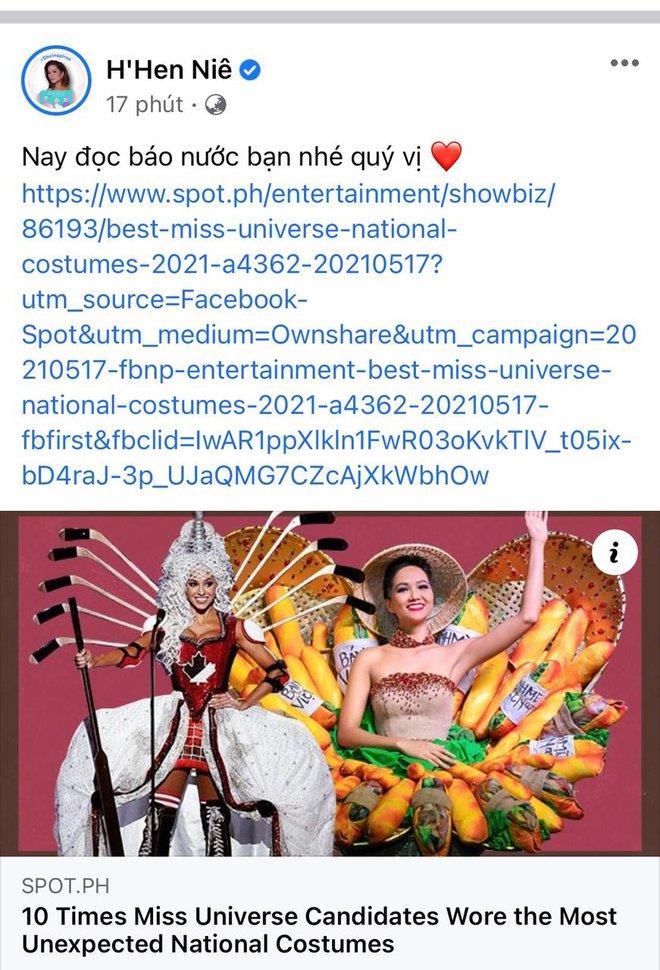 Thi 3 năm rồi, HHen Niê vẫn lọt BXH quốc phục gây bất ngờ nhất lịch sử Miss Universe, Khánh Vân - Hoàng Thuỳ cũng được nhắc tới - Ảnh 2.