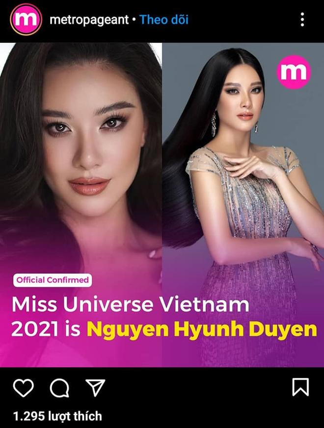 Missosology đăng riêng bài giới thiệu Kim Duyên dự thi MU 2021, chính chủ bình luận 1 câu mà khiến netizen quốc tế phát sốt - Ảnh 5.