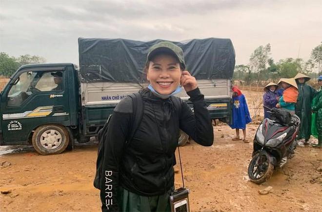 Mẹ Hà Hồ cuối cùng đã nói rõ về chuyện Trấn Thành chuyển 6,45 tỷ tiền cứu trợ miền Trung kèm hình ảnh, thông tin minh bạch - Ảnh 6.