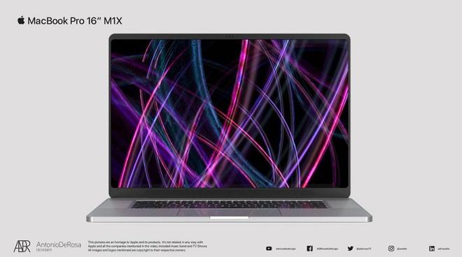 """MacBook Pro thế hệ tiếp theo nhá hàng thiết kế cực chất thông qua loạt ảnh concept đẹp lịm tim"""" - Ảnh 3."""