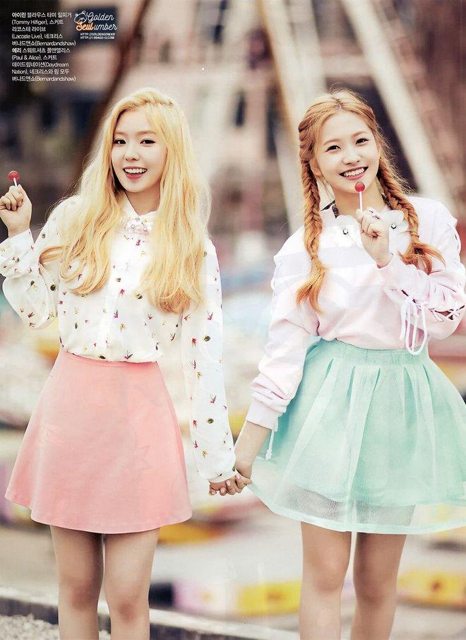 Gấp đôi visual với những tổ hợp nhan sắc đỉnh nhất Kpop: Krystal - Sulli đúng là huyền thoại, Jisoo - Jennie sang chảnh hết nấc - Ảnh 9.