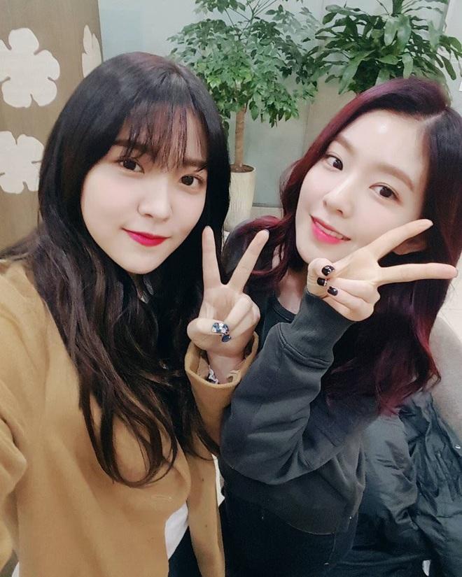 Gấp đôi visual với những tổ hợp nhan sắc đỉnh nhất Kpop: Krystal - Sulli đúng là huyền thoại, Jisoo - Jennie sang chảnh hết nấc - Ảnh 8.