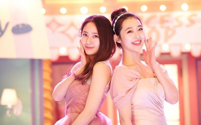 Gấp đôi visual với những tổ hợp nhan sắc đỉnh nhất Kpop: Krystal - Sulli đúng là huyền thoại, Jisoo - Jennie sang chảnh hết nấc - Ảnh 6.