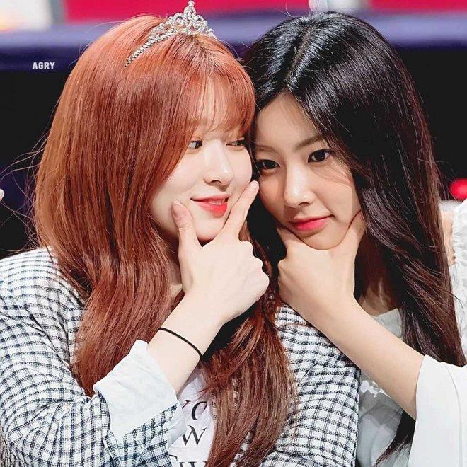 Gấp đôi visual với những tổ hợp nhan sắc đỉnh nhất Kpop: Krystal - Sulli đúng là huyền thoại, Jisoo - Jennie sang chảnh hết nấc - Ảnh 15.