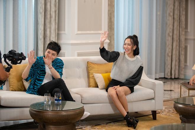 Han Sara thừa nhận đang trong mối quan hệ trên tình bạn dưới tình yêu với Tùng Maru - ảnh 4
