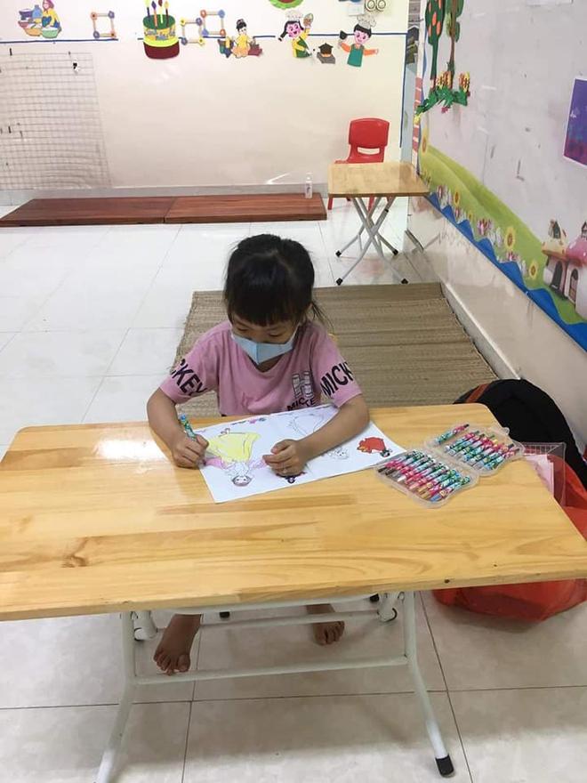 """Cô giáo mầm non ở Bắc Giang tình nguyện đi cách ly cùng học sinh: Nửa đêm tỉnh giấc, các con ôm cô sụt sùi """"Cô ơi, mẹ của con đâu?"""" - Ảnh 3."""