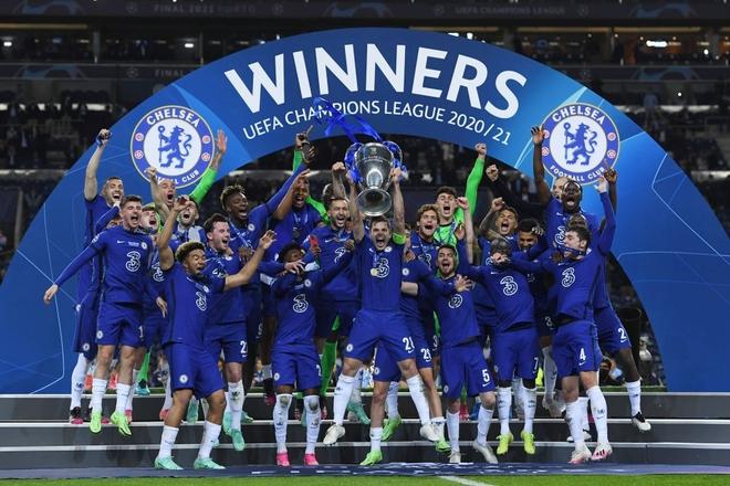 Hạ gục Man City, Chelsea vô địch Champions League