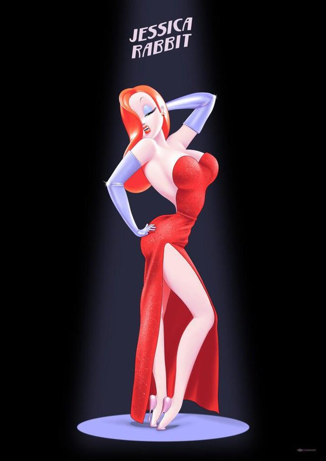 """Những """"bà đầm đỏ"""" mê hoặc tại Hollywood: Biểu tượng sex Marilyn Monroe còn khó vượt ải hội mỹ nhân! - Ảnh 15."""