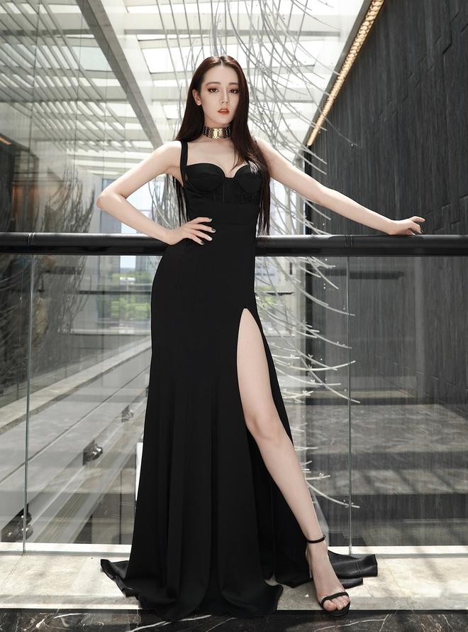 Lộ ảnh Địch Lệ Nhiệt Ba gầy trơ xương ở phim mới, netizen lo lắng ép cân quá đà - ảnh 3
