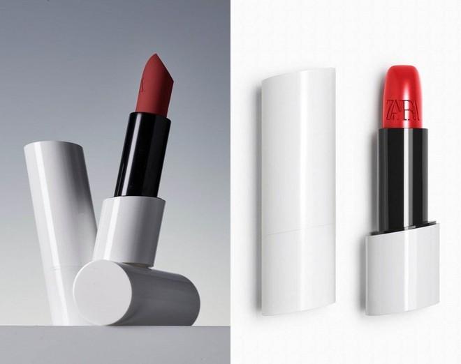 Zara ra mắt BST mỹ phẩm mới với đủ bộ phấn, son, cọ trang điểm: Giá chỉ từ 120k mà thiết kế khá xịn - ảnh 4