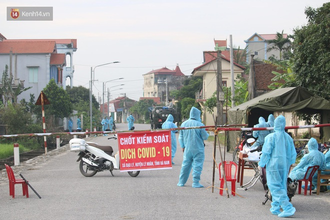 Xem xét khởi tố vụ án làm lây lan dịch bệnh tại ổ dịch Hà Nam - ảnh 1