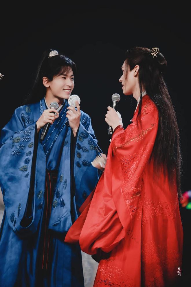 Sau concert hoành tráng, Sơn Hà Lệnh bị tố cọ nhiệt Lưu Ly Mỹ Nhân Sát - ảnh 4