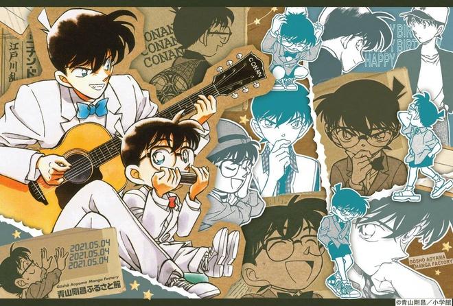 Mừng sinh nhật Shinichi (Conan) cùng bộ sưu tập nhan sắc của thám tử trung học điển trai nhất màn ảnh! - ảnh 1