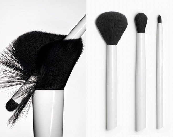 Zara ra mắt BST mỹ phẩm mới với đủ bộ phấn, son, cọ trang điểm: Giá chỉ từ 120k mà thiết kế khá xịn - ảnh 11