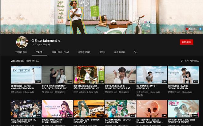 Kênh YouTube và fanpage của Đạt G, Du Uyên khủng cỡ nào mà chính chủ giành qua, đẩy lại, số nợ 450 triệu đồng còn hơn cả thu nhập của kênh? - ảnh 3