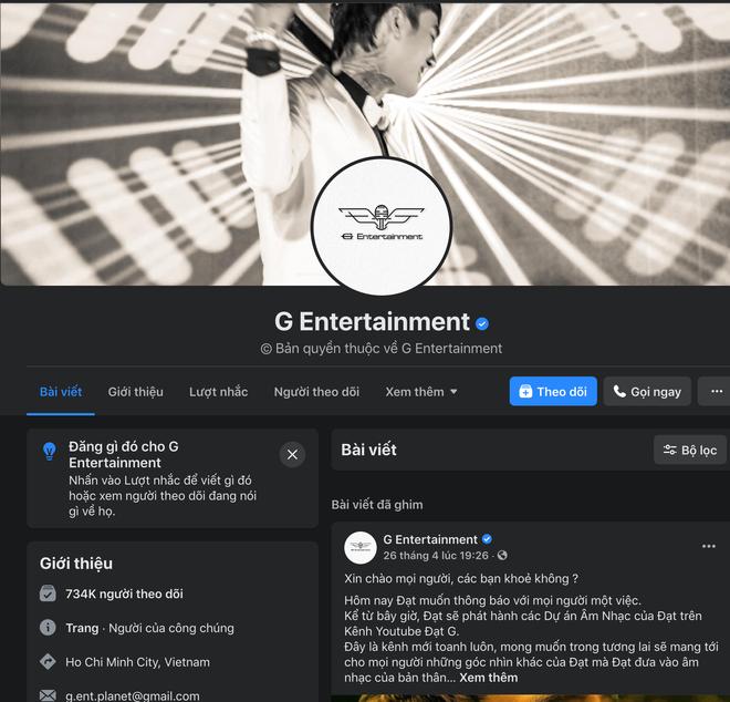 Kênh YouTube và fanpage của Đạt G, Du Uyên khủng cỡ nào mà chính chủ giành qua, đẩy lại, số nợ 450 triệu đồng còn hơn cả thu nhập của kênh? - ảnh 4
