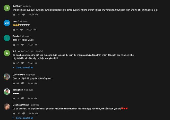 Thơ Nguyễn bất chấp dư luận, khoá tính năng bình luận trên YouTube và tung video đều như cơm bữa? - ảnh 3