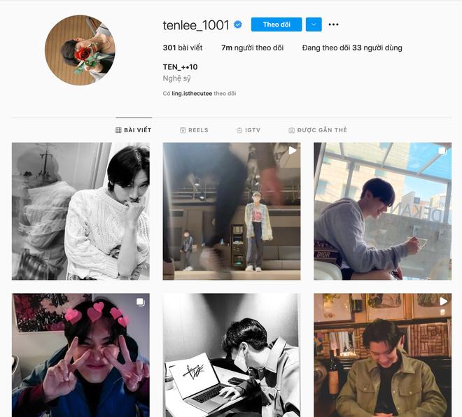 Nhờ clip nhảy đôi với Lisa (BLACKPINK) mà Instagram của Ten (NCT) tăng trưởng đột biến, cộng đồng mạng thán phục: đúng là hiệu ứng Lisa! - ảnh 2