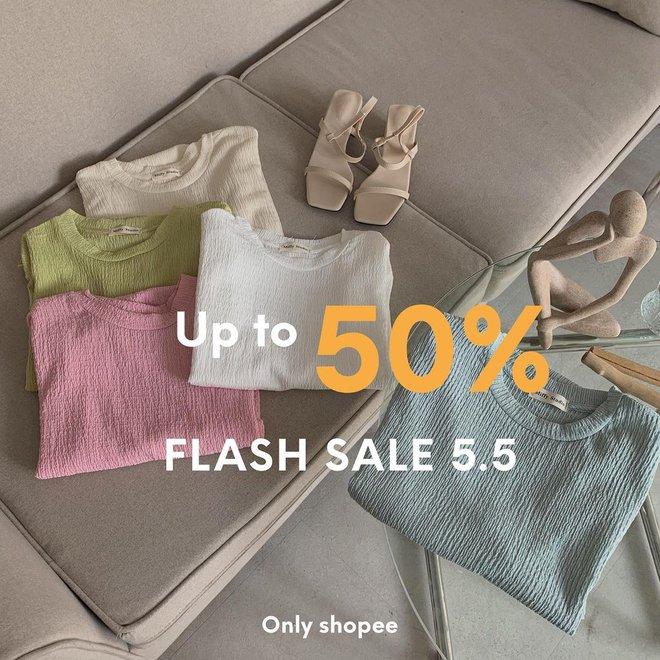 """Loạt shop thời trang rần rần sale 5/5: Giảm đến 50%, chị em nhanh """"chốt đơn"""" đồ hè xinh xẻo giá hời - ảnh 5"""