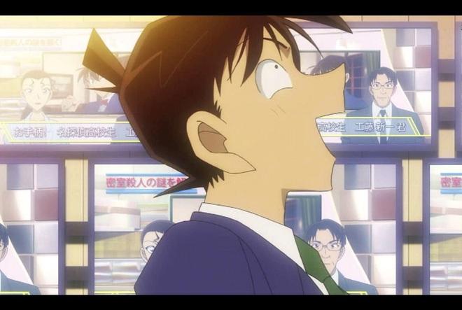 Mừng sinh nhật Shinichi (Conan) cùng bộ sưu tập nhan sắc của thám tử trung học điển trai nhất màn ảnh! - ảnh 8