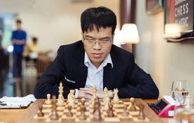 Đại kiện tướng Lê Quang Liêm làm HLV đội cờ vua danh tiếng nhất cấp đại học ở Mỹ - ảnh 1