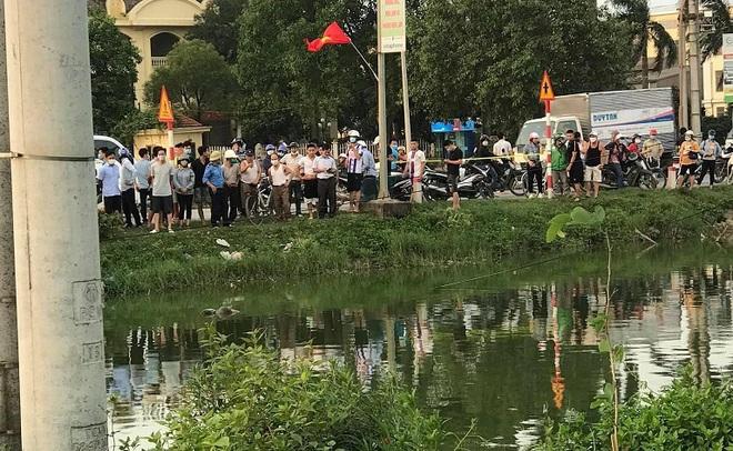 Thông tin đáng thương về thi thể nổi trên mặt ao trước KCN Phú Nghĩa - ảnh 1