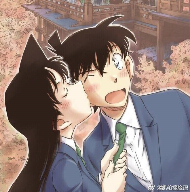 Mừng sinh nhật Shinichi (Conan) cùng bộ sưu tập nhan sắc của thám tử trung học điển trai nhất màn ảnh! - ảnh 17