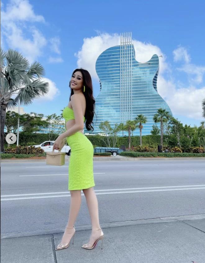 Hoa hậu Khánh Vân đầy máu chiến khi vừa nhập cuộc Miss Universe, H'Hen Niê liền bày tỏ sự lo lắng nhưng ai dè bị góp ý - ảnh 7