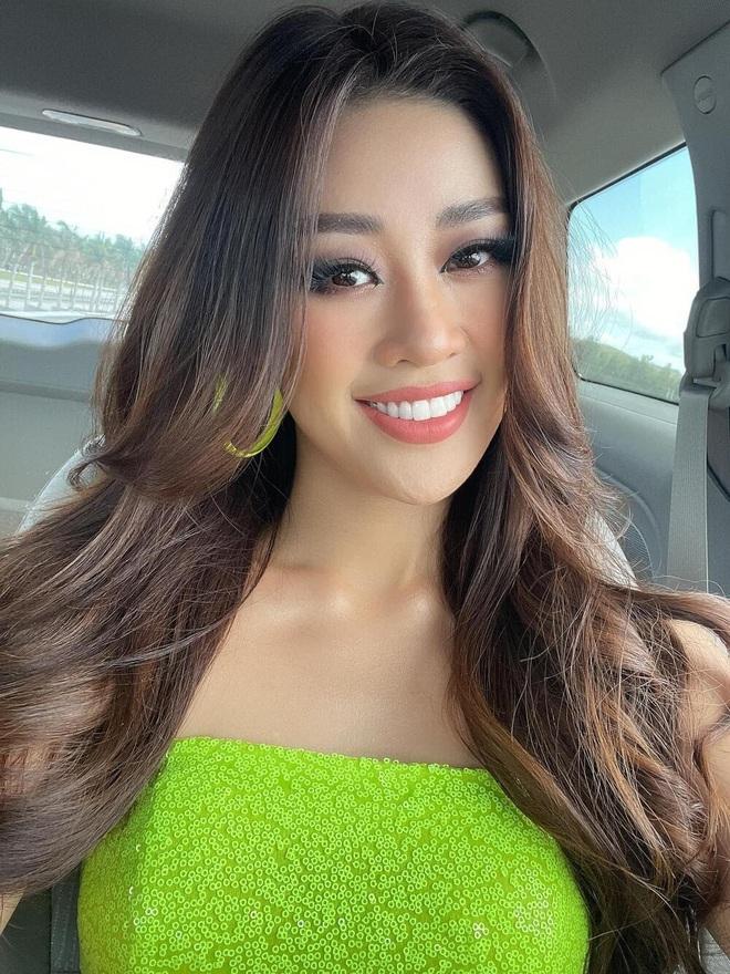 Hoa hậu Khánh Vân đầy máu chiến khi vừa nhập cuộc Miss Universe, H'Hen Niê liền bày tỏ sự lo lắng nhưng ai dè bị góp ý - ảnh 2