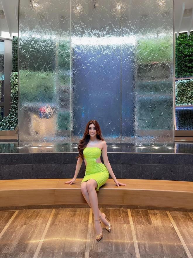 Hoa hậu Khánh Vân đầy máu chiến khi vừa nhập cuộc Miss Universe, H'Hen Niê liền bày tỏ sự lo lắng nhưng ai dè bị góp ý - ảnh 5