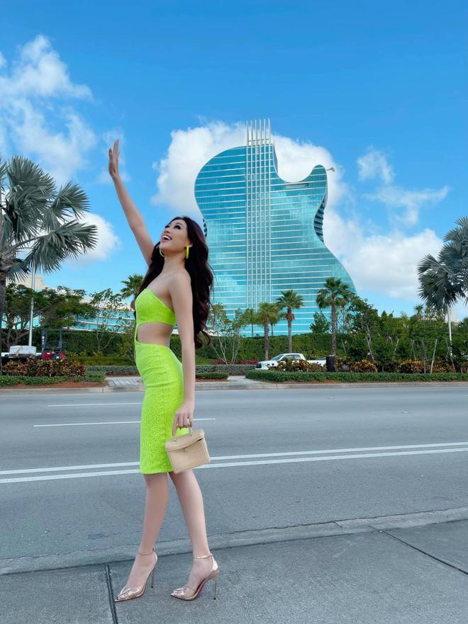 Hoa hậu Khánh Vân đầy máu chiến khi vừa nhập cuộc Miss Universe, H'Hen Niê liền bày tỏ sự lo lắng nhưng ai dè bị góp ý - ảnh 4