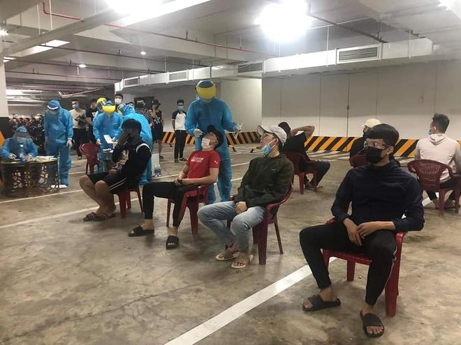 Đà Nẵng xét nghiệm khẩn 217 nhân viên, phun thuốc khử khuẩn bar New Phương Đông nơi có nữ quản lý dương tính với SARS-CoV-2 - ảnh 4