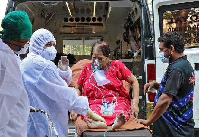 Ấn Độ: Số người chết vì Covid-19 trong một ngày cao chưa từng thấy - ảnh 1