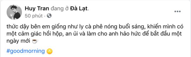 """Huy Trần đã chịu tung ảnh full HD"""" nắm tay Ngô Thanh Vân ở Đà Lạt, kém 11 tuổi mà xứng hô anh - em"""" với chị đẹp ngọt xớt! - ảnh 2"""