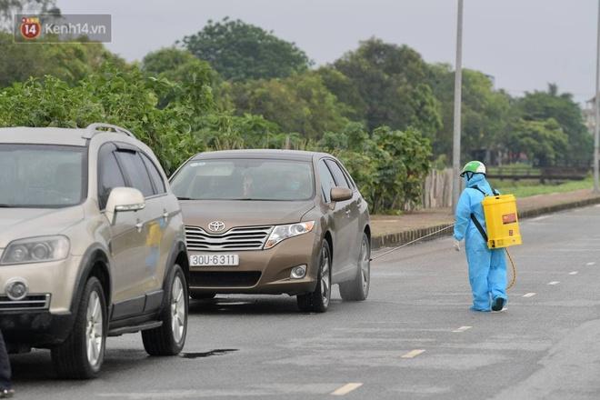 NÓNG: Phong toả Bệnh viện Bệnh Nhiệt đới Trung ương cơ sở 2 - ảnh 4