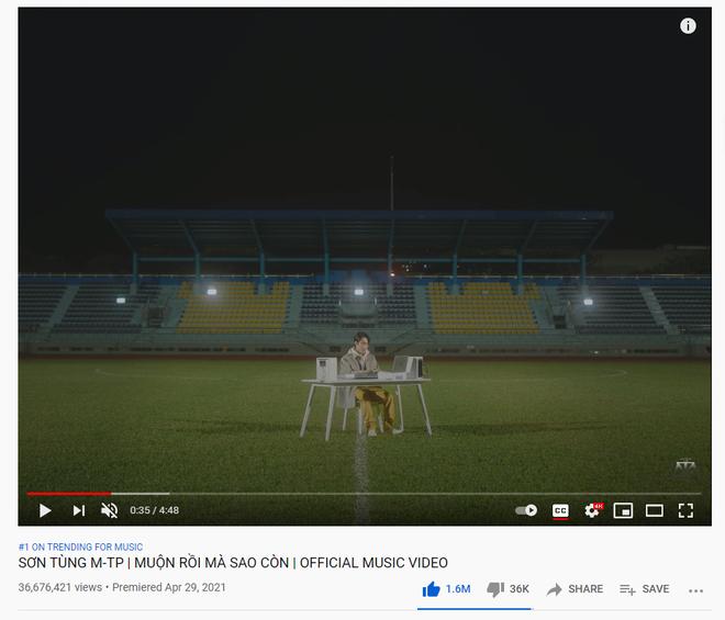 Nữ tân binh Vpop tung MV cùng ngày Sơn Tùng comeback và cái kết lượt view chỉ bằng 1/36! - ảnh 3